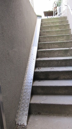 Fahrradschiene Für Treppe : willkommen bei rosler in berlin rosler hersteller in berlin seit 1978 ~ Yasmunasinghe.com Haus und Dekorationen